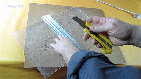 plexiglas selber schneiden plexiglas acrylglas bis 5 mm selber schneiden