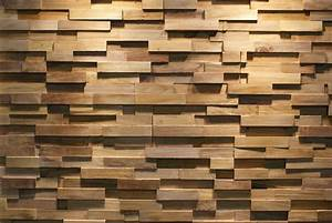 JAVA SP STRAIGHT - Wood panels from Teak Your Wall