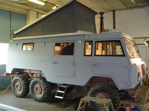 uro camper volvo  expedition truck truck camper