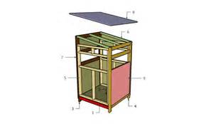 deer shooting house plans pictures simple 4x4 deer blind plans house design and decorating