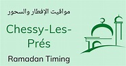 Chessy-les-prés Sehri Time 2021 - Today Iftar Timing ...