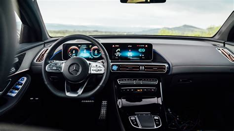 Mercedes Interior 2019 by Mercedes Eqc 400 4matic Amg Line 2019 4k Interior
