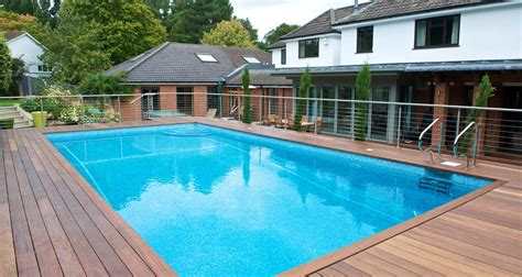 Outdoor Swimming Pool Construction & Design  Falcon Pools