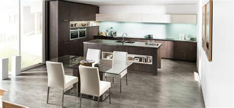 mod鑞e de cuisine ouverte modele de cuisine ouverte sur salle a manger maison design bahbe com