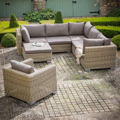 Rattan Sofa Garten by Garden Sofa Set