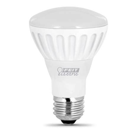 feit light bulbs feit led 8 watt 45w dimmable r20 warm white 2700k