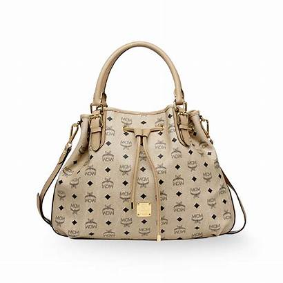 Mcm Handbags Visetos Bags Shopper Draw Bag