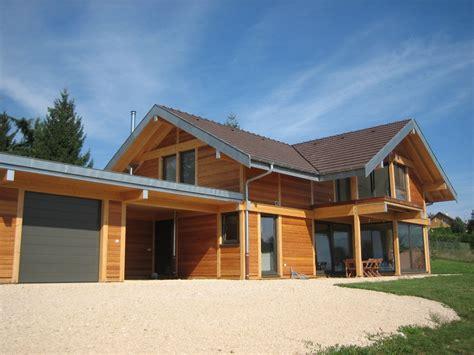 tarif maison ossature bois maison moderne