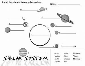 Planet Coloring Pages In 2020