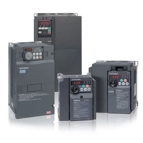 Mitsubishi Variable Frequency Drive by Variable Frequency Drives Mitsubishi Electric Power Motion