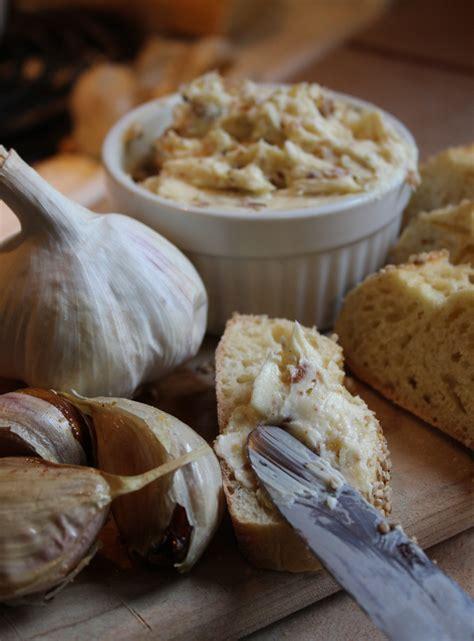 pates au beurre et a l ail