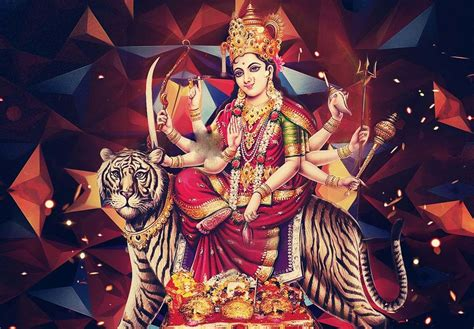 Animated Goddess Durga Wallpapers - maa durga images maa durga wallpapers maa durga photos