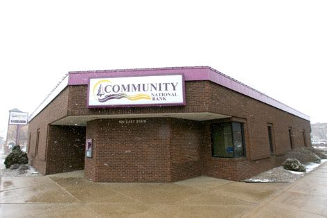 Community National Bank bought by QCR Holdings   Mason ...