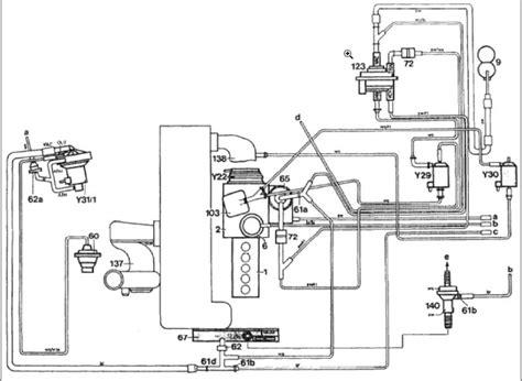 1985 300sd Mercede Part Diagram by Mercedes 300sd Vacuum Diagram