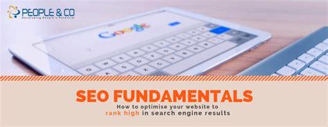 Seo Fundamentals by Seo Course Malta