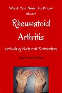 What Is Rheumatoid Arthritis Symptoms