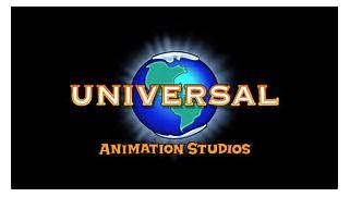 XK9    Universal Animation Studios  Universal Studios Logo 2017
