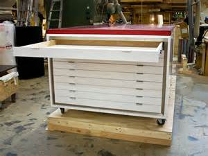 Art Supplies Storage Drawers for Cabinets