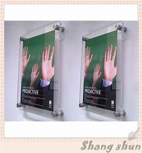 "11""x11"" Wall Mounted Acrylic Photo Frame, Acrylic Poster ..."