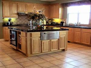 Kitchen best tile for kitchen floor with kitchen table for Best flooring for kitchen