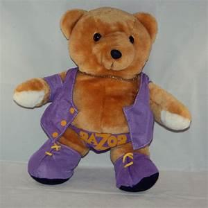 Someone Bought This: Razor Ramon Teddy Bear - WrestleCrap ...