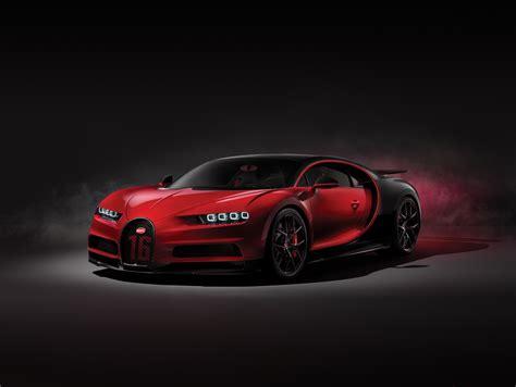 Official Bugatti Chiron Sport Gtspirit