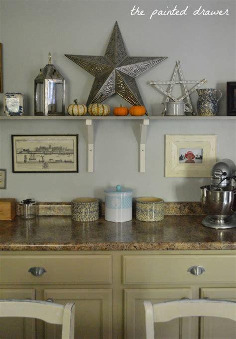 kitchen transformation  millstone milk paint general