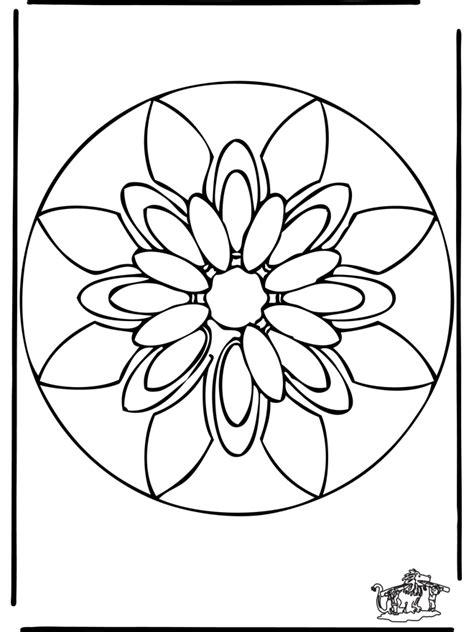 mandala  flower mandalas