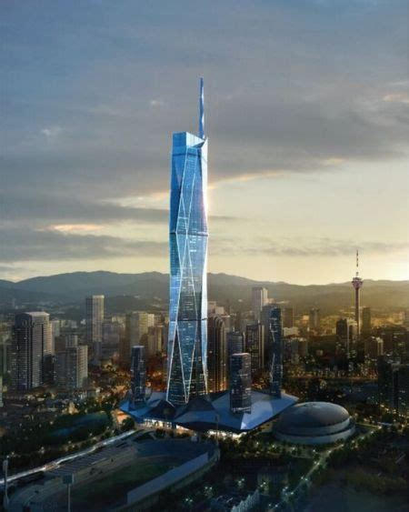 Merdeka PNB 118 (KL 118) Facts and Information - The Tower