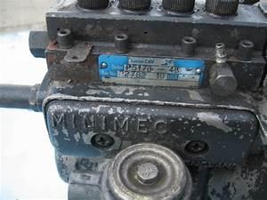 Pompe Injection Ford Transit Lucas Cav