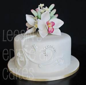 Penang Wedding Cakes by Leesin: Single Tiered Wedding Cakes
