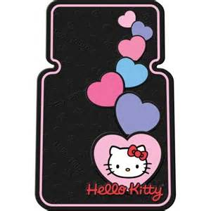 animated characters floor mats seat cover connection for