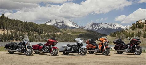 Harley Davidson Cvo Limited Modification by Harley Davidson Releases Technology Updates New Cvo