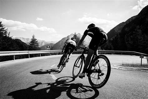 black cycling editorial paul calver in slovenia for cyclist making