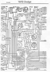 1970 Dodge 500 Series Schematics