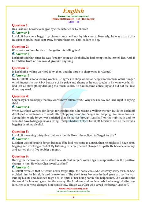 ncert solutions  class  english   updated