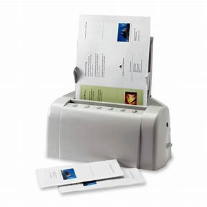 printer With tabletop letter folding machine