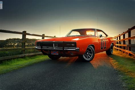 General Dodge Charger by Stunning General Dodge Charger R T Photoshoot Gtspirit