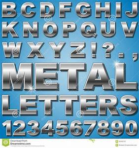 metal letters royalty free stock photography image 35343757 With metal letters and numbers