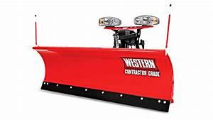 Western U00ae Pro Plus U00ae Commercial Snowplow