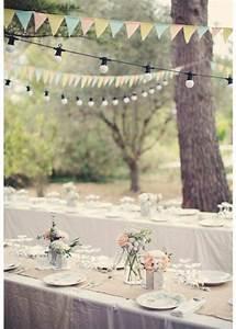 Decoration Table Mariage Pas Cher : diy d co de table mariage total 30 eur ~ Teatrodelosmanantiales.com Idées de Décoration