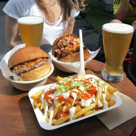events food stop truck drink queen street auckland