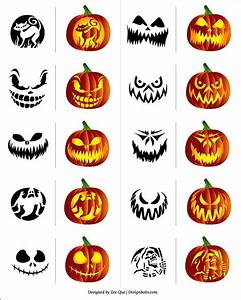best 25 scary pumpkin carving patterns ideas on pinterest With small halloween pumpkin templates