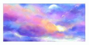 Colorful Clouds by Rilakkumi on DeviantArt