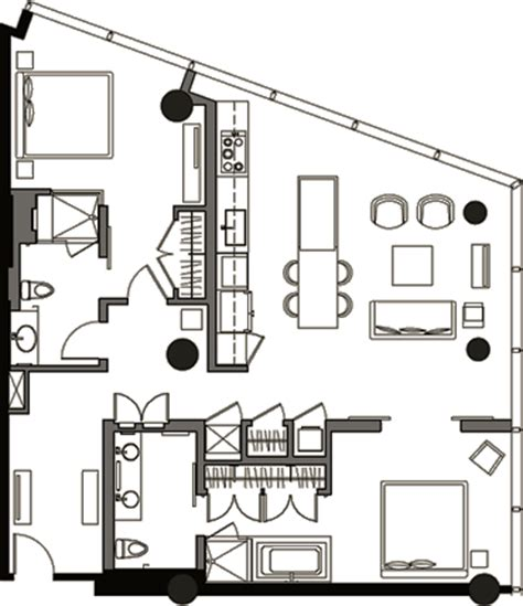 mgm signature floor plan floor plan collections house plans