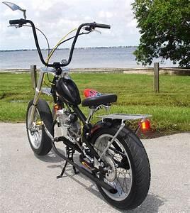 Bikeberry 80cc