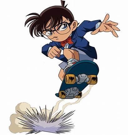 Conan Detective Edogawa Render Clarence Wiki Wikia