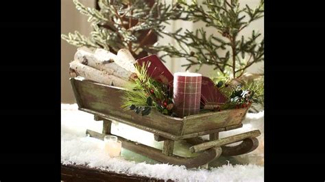 stunning rustic christmas decorations  small house