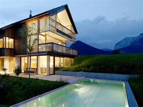 Moderne Häuser Mit Holzfenster by Die Sch 246 Nsten H 228 User Der Woche Die Sch 246 Nste Architektur