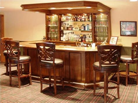 Bloombety  Mini Custom Home Bar Decorating Ideas Pictures